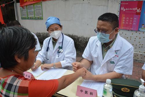 服务百姓,健康行动,广州这家医院义诊献爱心,多学科专家齐聚
