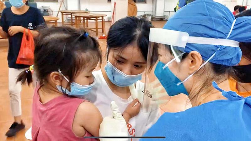 抗疫随想:送你一朵小花,愿广州疫情早日过去