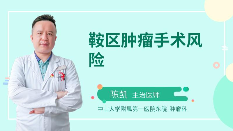 鞍区肿瘤手术风险