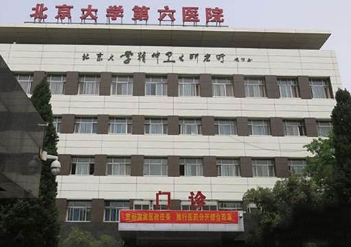 北京大学第六医院