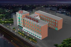 西安都市医院