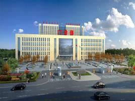 巴彦淖尔盟医院