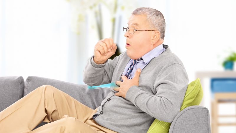 """肺不好,会出现""""1慢、2凸、3多"""",若没有,说明肺部还较健康"""