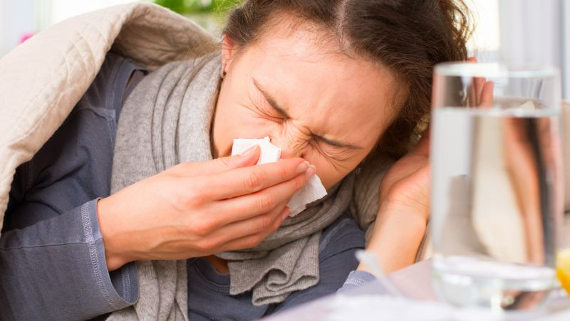 感冒为什么会诱发心肌炎
