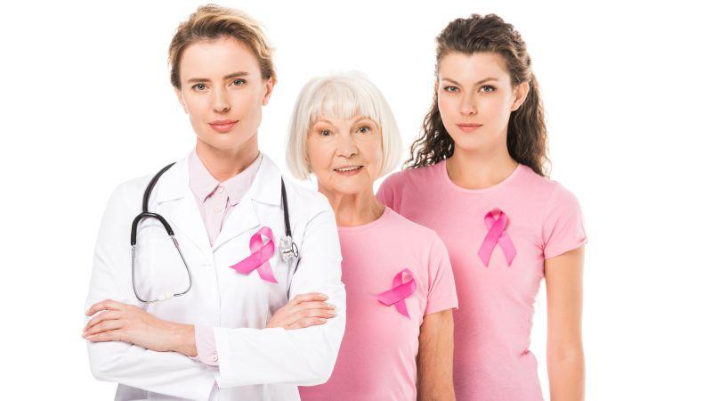 乳腺癌早期能介入治疗吗?有什么优点?