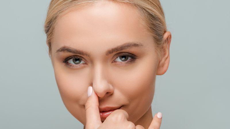 肺部受损,鼻子会有这3个异常,若一个没有,说明肺部还算健康