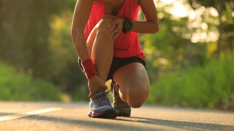 运动后腿酸怎么缓解
