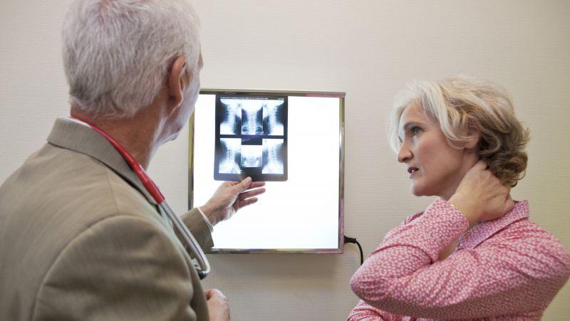 骨质增生类型