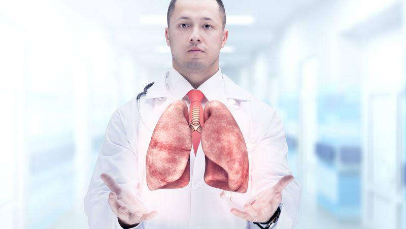 肺气虚的诊断