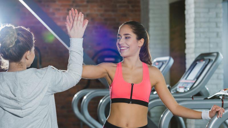 体育运动与身心健康