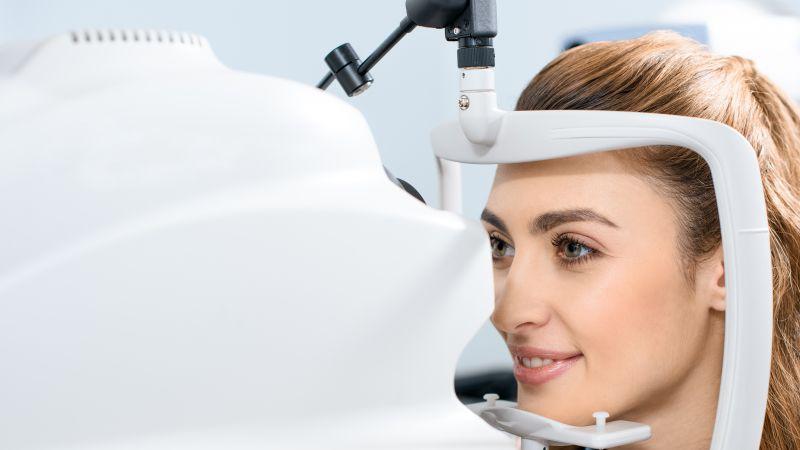 高考视力怎么检查