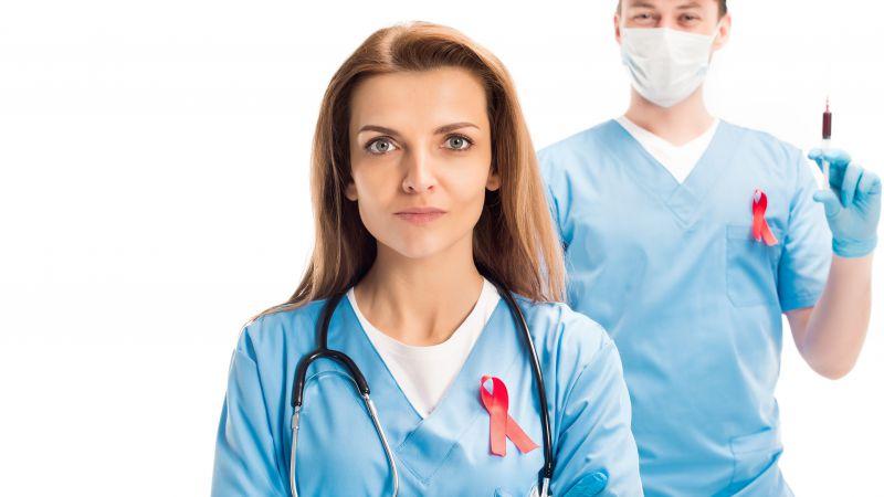 艾滋病容易与普通皮肤病混淆?身体有这4种情况不容马虎