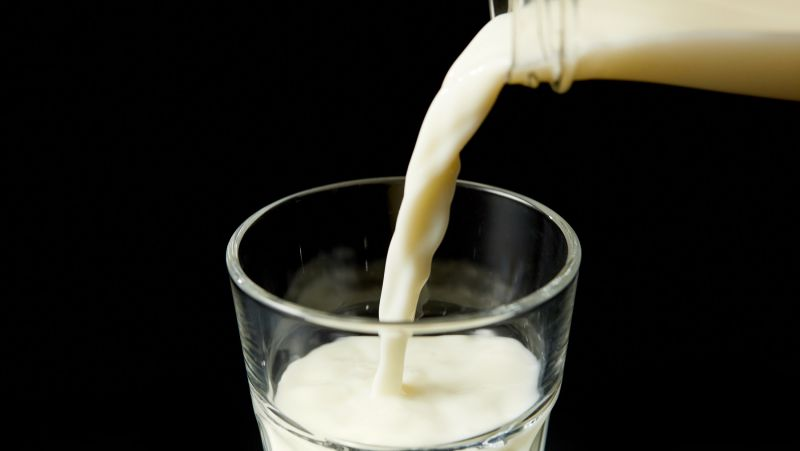 牛奶粉和羊奶粉的区别