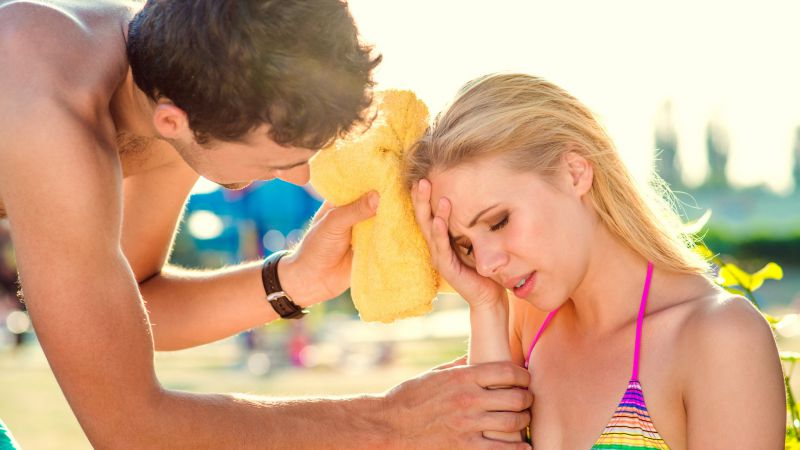 中暑容易导致昏迷吗?中暑怎么处理?