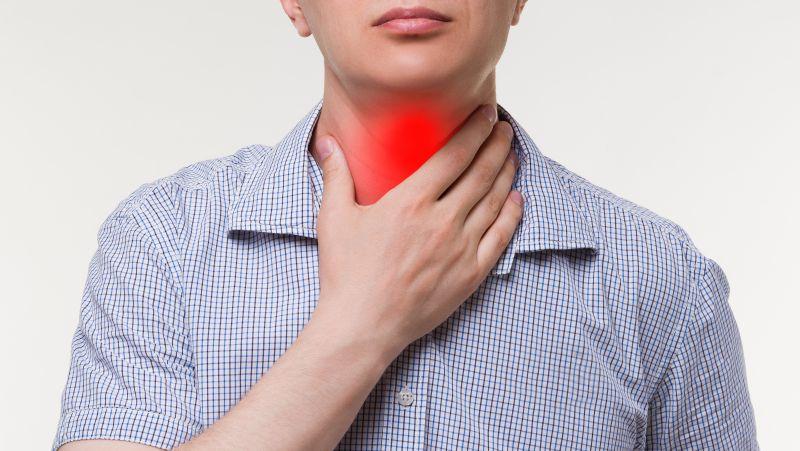 喉咙痛的原因