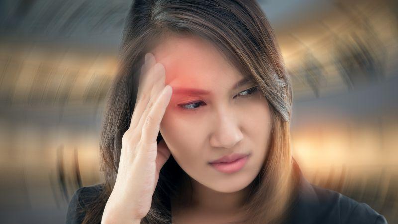 眩晕的症状