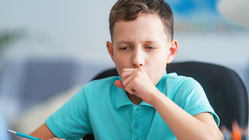 孩子咳嗽怎么办