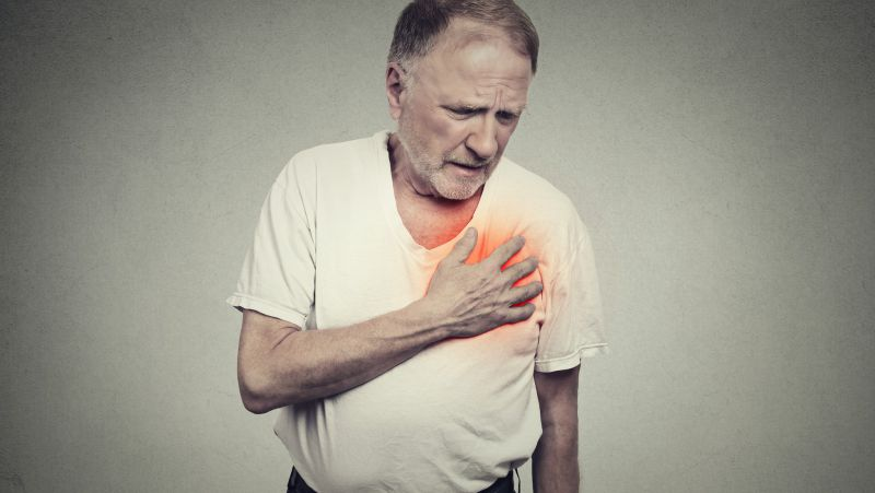 心脏前壁梗塞怎么回事
