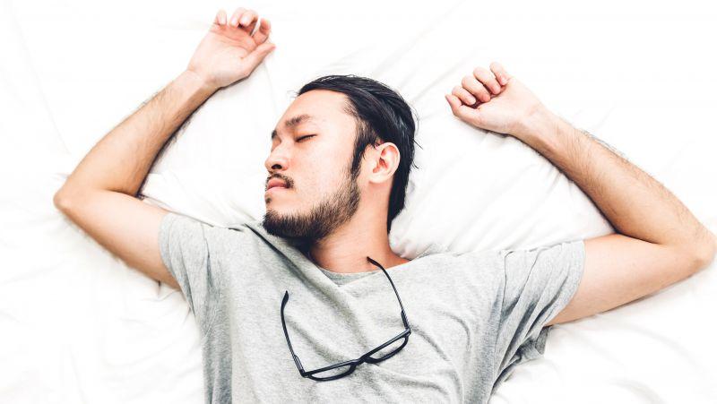 睡觉打鼾流口水怎么办
