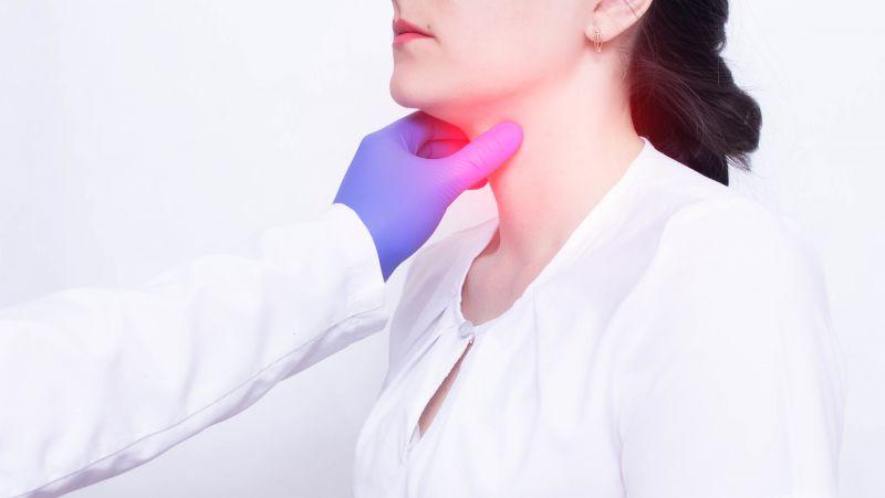 咽喉炎的表现