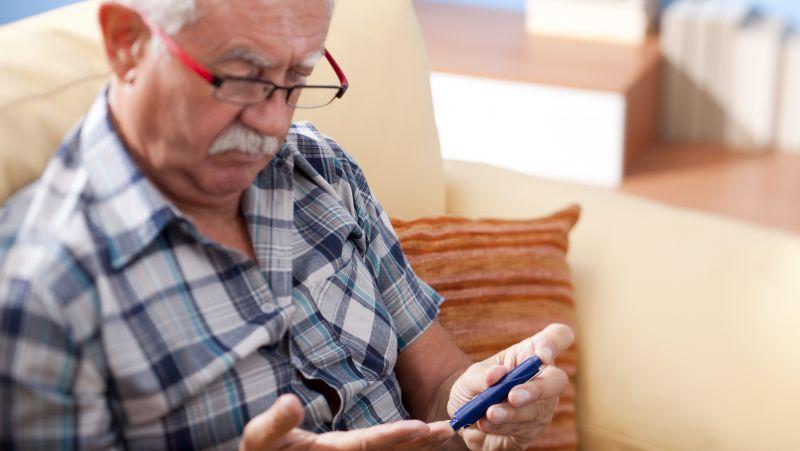 糖尿病老人临终症状是什么
