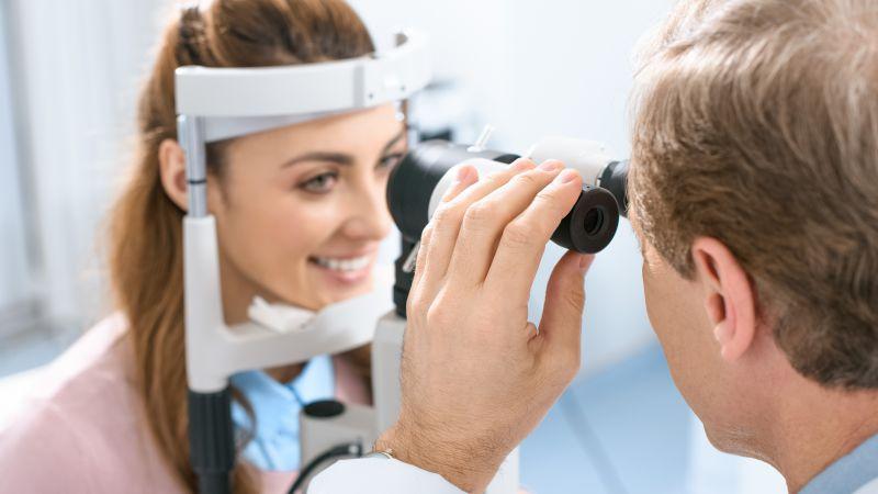 视力多少近视眼